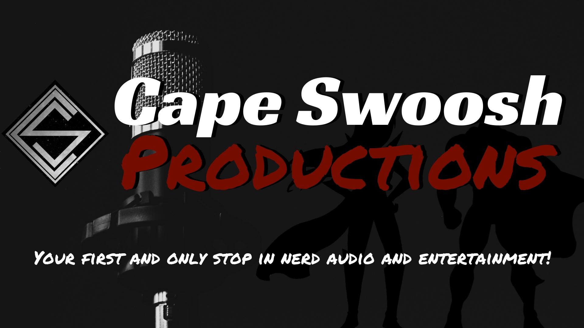 Cape Swoosh banner