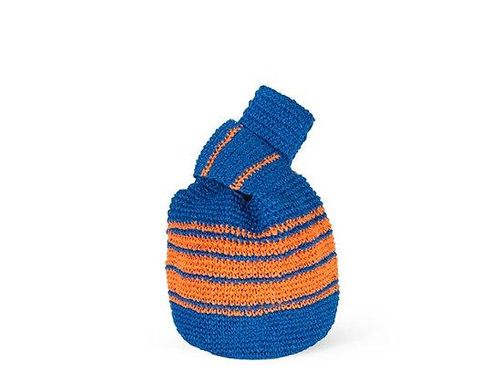 Artisanal Fold-over Bucket Bag