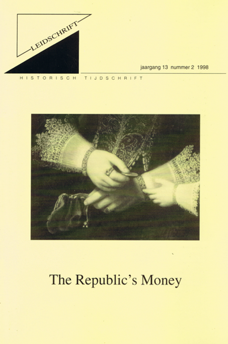 13.2 The Republic's money