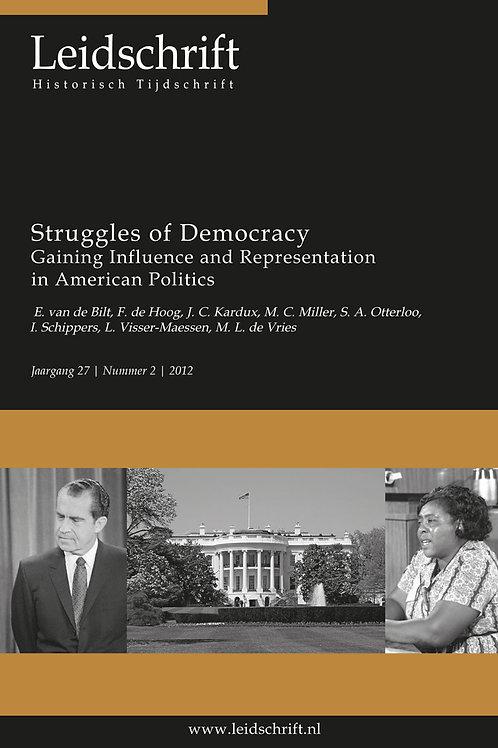 27.2 Struggles of democracy