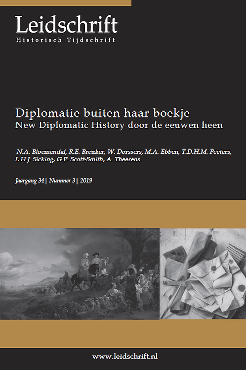 34.3 Diplomatie buiten haar boekje (pdf)