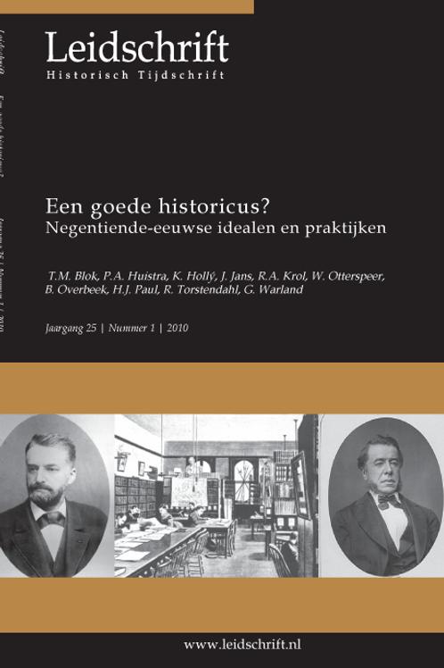 25.1 Een goede historicus?