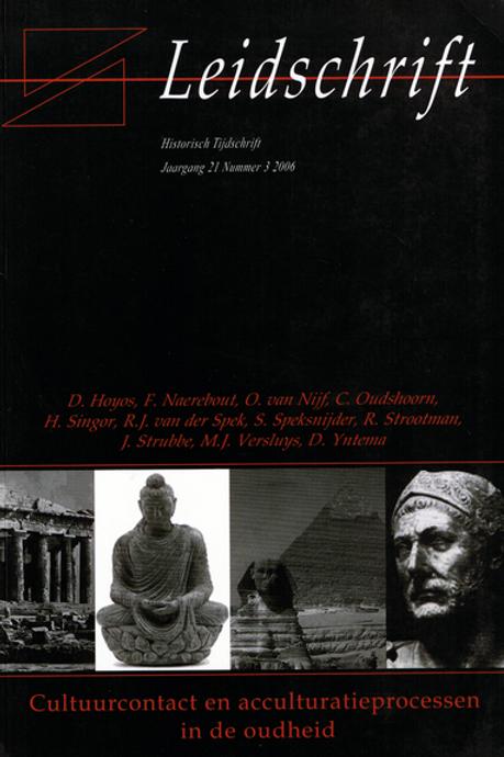 21.3 Cultuurcontacten en acculturatieprocessen in de oudheid