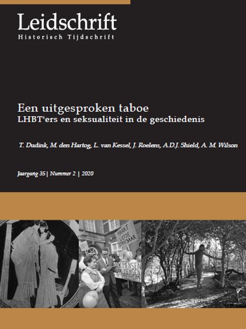 35.2 Een uitgesproken taboe (pdf)