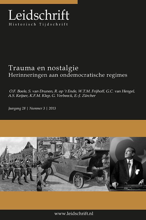28.3 Trauma en nostalgie