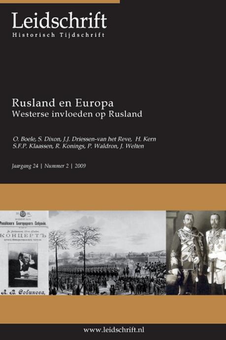 24.2 Rusland en Europa