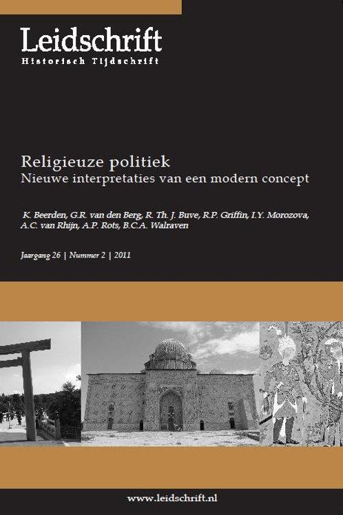 26.2 Religieuze politiek