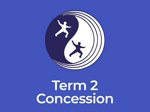 Eltham Centre Celestial Tai Chi College – Term 2 Concession Fee