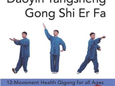The Delightful Daoyin 12-Movement Qigong