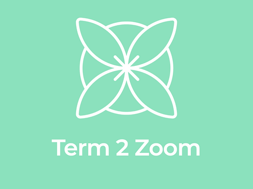 Term 2 Zoom Qigong & Tai Chi