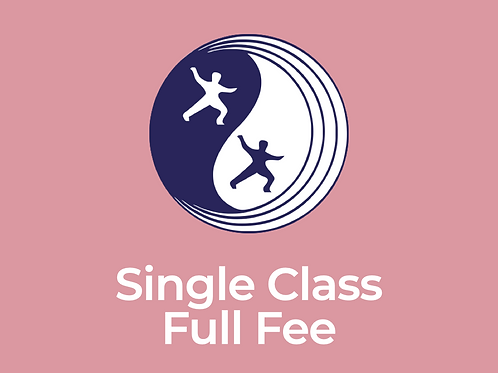 Eltham Centre Celestial Tai Chi College – Single Class Full Fee