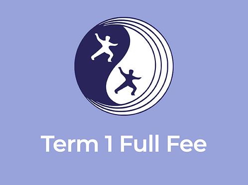 Eltham Centre Celestial Tai Chi College – Term 1 Full Fee