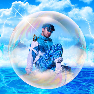 Digital Dreamland Official Cover No text