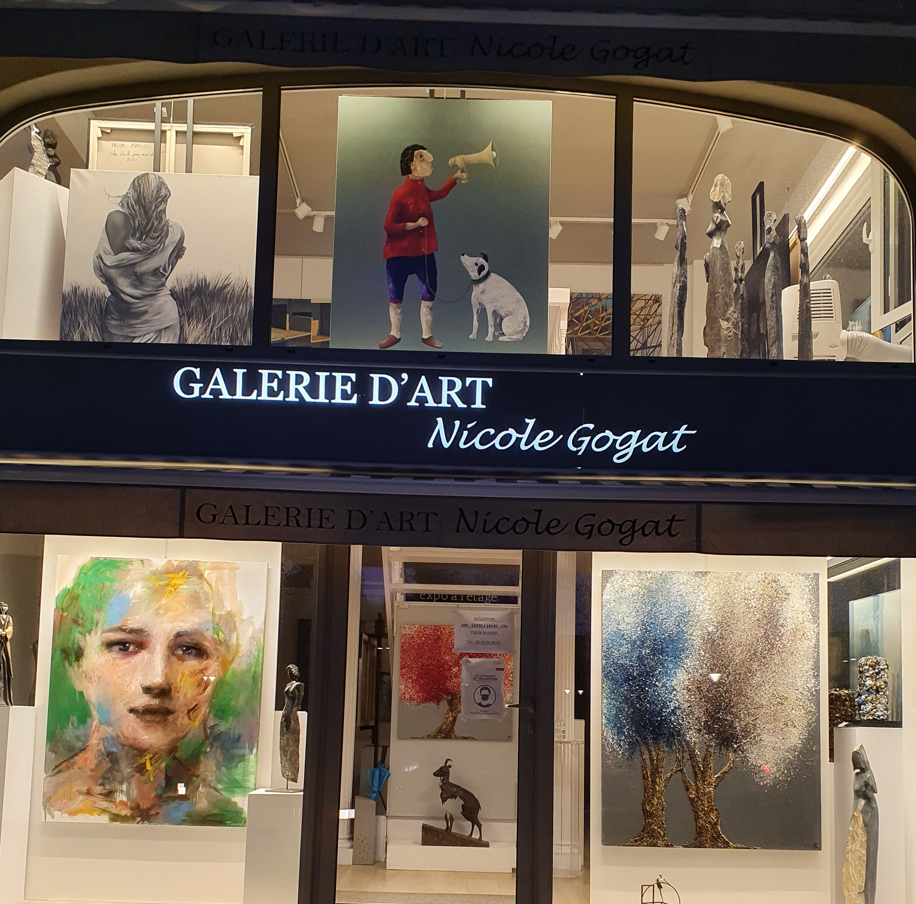 Galerie Nicole Gogat