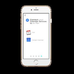 Connect calendar services