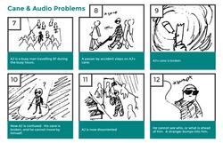 Cane & Audio Problems