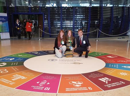 CUUNA Delegates at WFUNA European UNA and Youth Meeting 2019