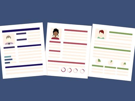 Reclutadora de talentos TI analiza los 8 errores más usuales en los CVs