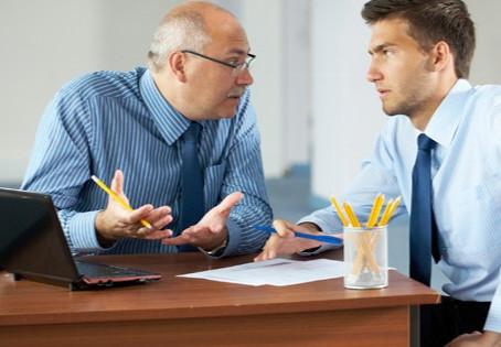 ¿Es buena idea trabajar en familia?
