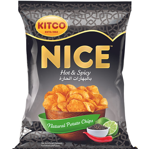 Nice Hot & Spicy