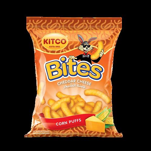 Bites Corn Puffs