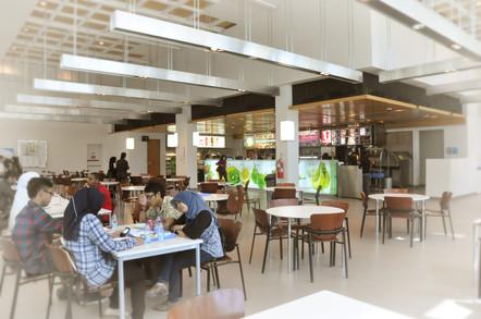 College of North Atlantic Cafeteria