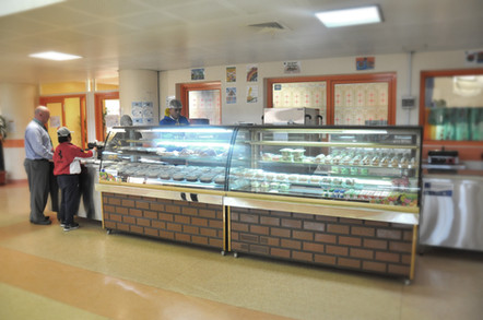London School Cafeteria