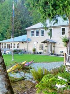 Broken Islands Lodge