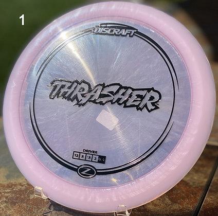 Thrasher Z Plastic