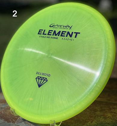 Element Diamond