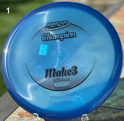 Mako 3 Champion
