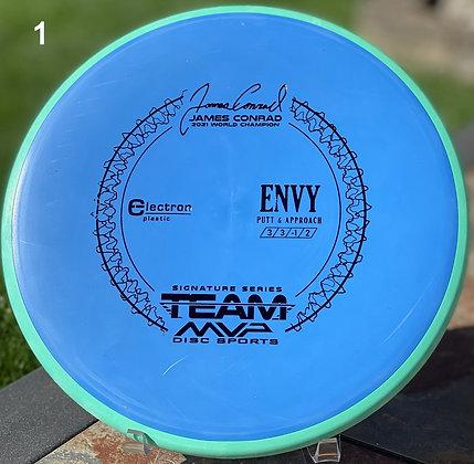 James Conrad TEAM MVP Envy