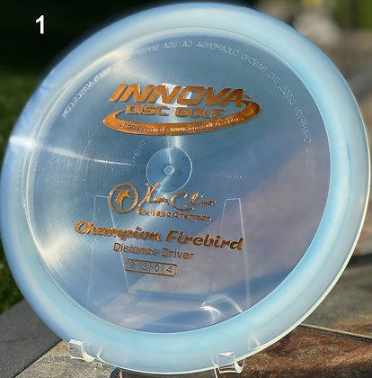 Champion Firebird Ken Climo