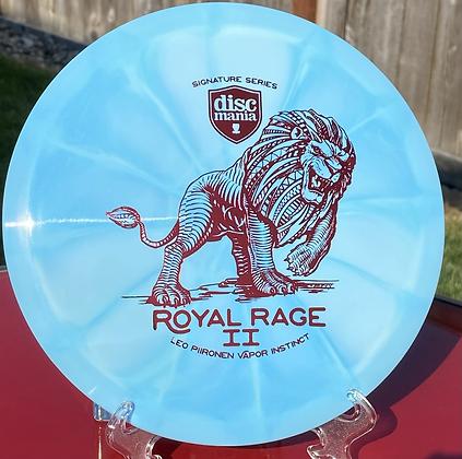 Instinct Royal Rage II Leo Piironen Sig.