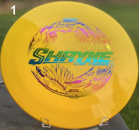 Lisa Fajkus Shryke Team Champion Series