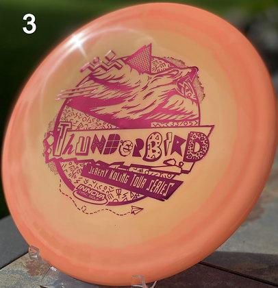 Jeremy Koling Tour Series Thunderbird