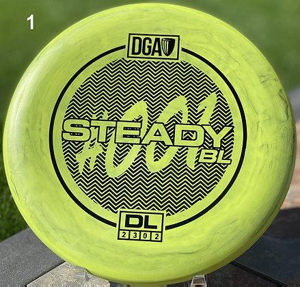 Steady BL DL plastic