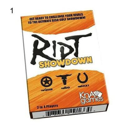 RIPT Showdown Disc Golf Game