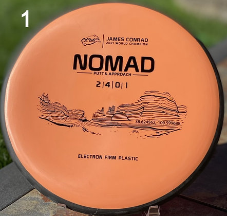 NOMAD Electron Firm