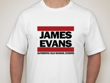 The JAMES EVANS CLASSIC TEE