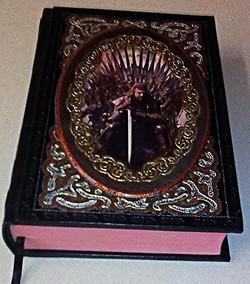 Подарочная книга Игра Престолов