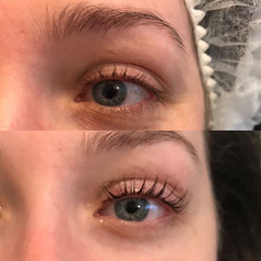 Couple of LVL clients yesterday. Don't forget - £10 off In June at _sohomakeup_hair_and_beautybar ._._.jpg