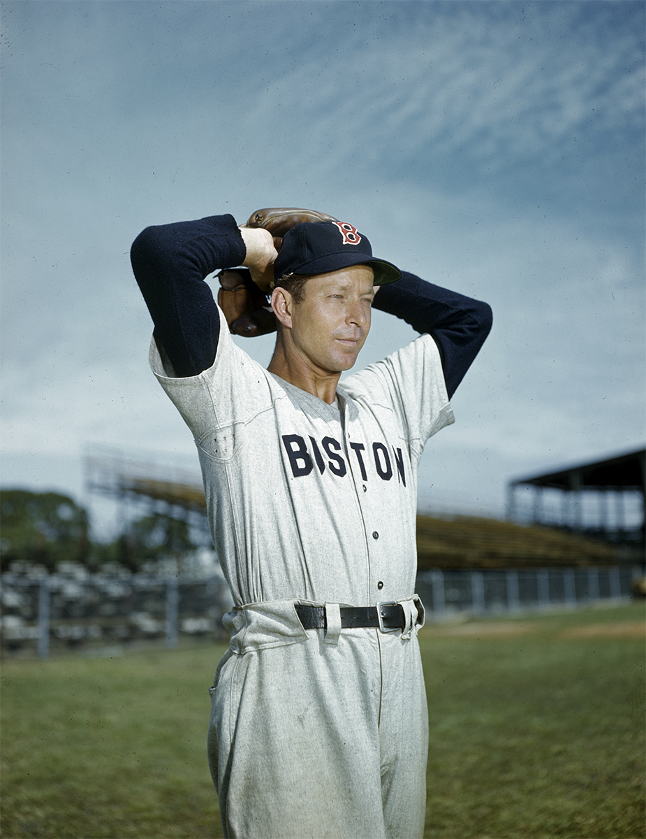 1950's Ellis Kinder / Boston Red Sox