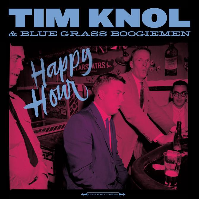 Gezamenlijk album en tour voor Tim Knol & Blue Grass Boogiemen
