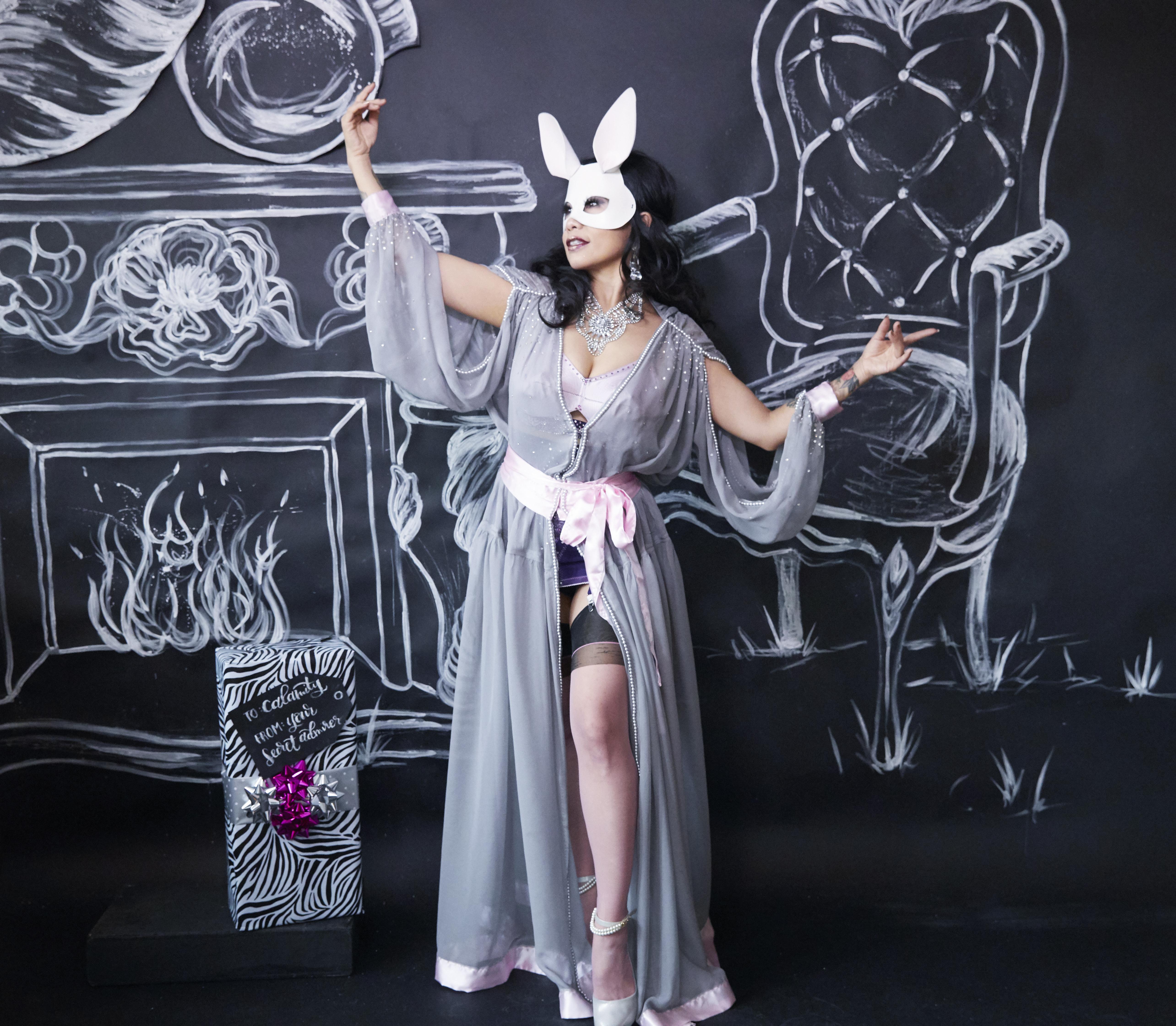 A Bunny Christmas Countdown 2016