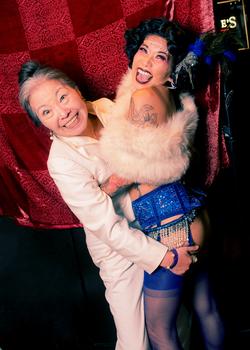 Bettie's Bombshell Zombie Gatsby Oct 2020