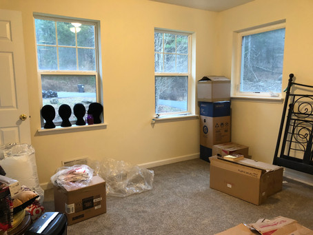 "Before & After, Part 2: Guest Rooms, ""Man Office"""