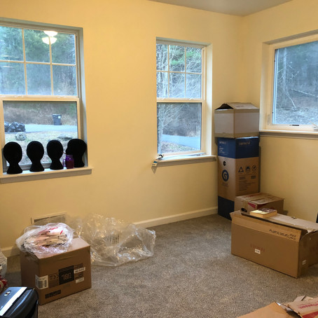 """Before & After, Part 2: Guest Rooms, """"Man Office"""""""