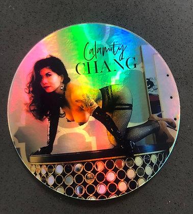 Holographic Calamity Sticker