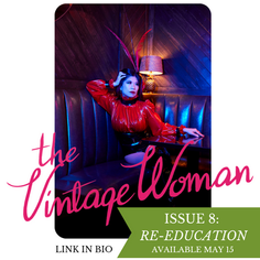 The Vintage Woman Issue 8